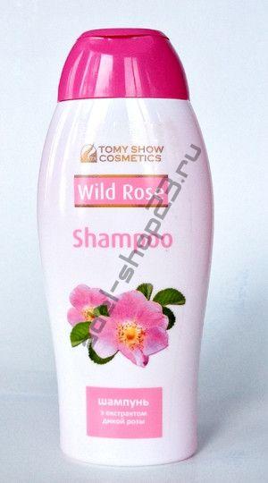 Tomy Show Cosmetics - Шампунь для волос Shampoo Wild Rose, 250 мл