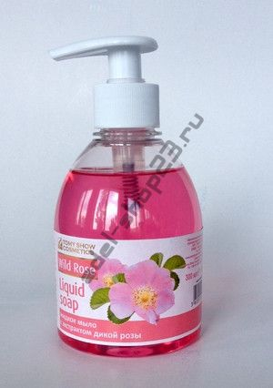 Tomy Show Cosmetics - Жидкое  мыло Soap Wild Rose, 300 мл.