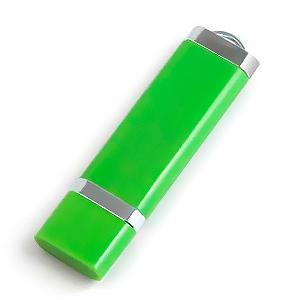 2GB USB-флэш накопитель Apexto U206, зеленый