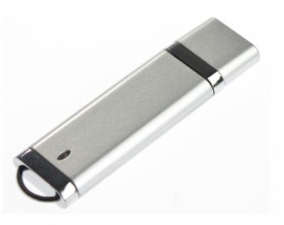 2GB USB-флэш накопитель Apexto U206, серебро