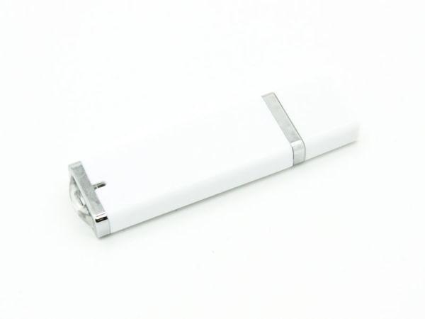 16GB USB-флэш накопитель Apexto U206, Белый нанесение логотипа 2+0