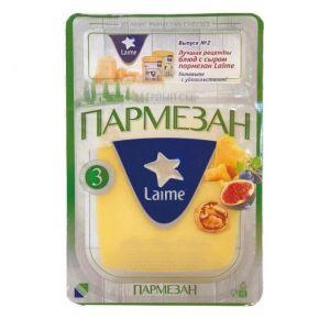 Сыр Laime Пармезан 40% 200гр