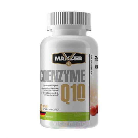 Maxler Coenzyme Q10, 60 капс