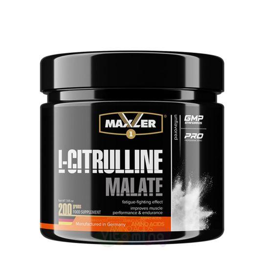 Maxler Л-Цитруллин Малат L-Citrulline Malate, 200 г