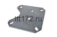 Пластина крепления пневморессоры ТОНАР 9042-2912541