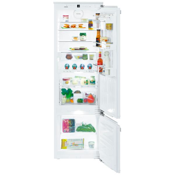 Встраиваемый двухкамерный холодильник Liebherr ICBP 3266 Premium BioFresh