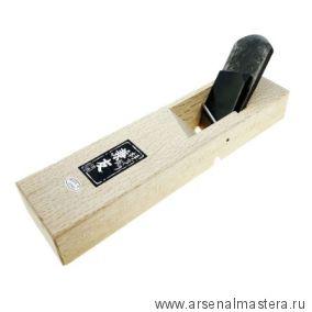 Рубанок японский KANE Kiwa-Hidari отборник левый колодка 237 х 60 мм нож 42 мм MT KANE-KH KIWA-HIDARI PLANE left-side М00016265