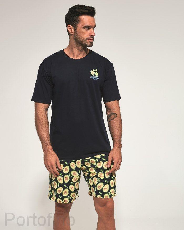 326-89 Пижама мужская короткий рукав