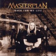 MASTERPLAN (ex-Helloween, ex-Ark, Jorn) - Back For My Life (EP) 2004