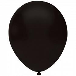"""Чёрный, пастель, 12"""", 50 шт (Турция, Орбиталь)"""