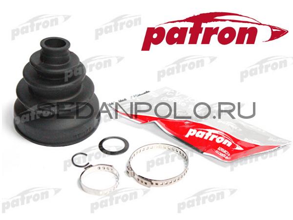 Пыльник шруса наружнего PATRON МКПП/АКПП комплект Volkswagen Polo Sedan