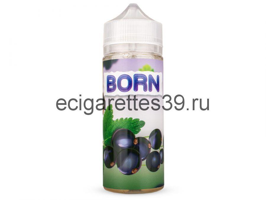 Жидкость Born Черная смородина , 120 мл.