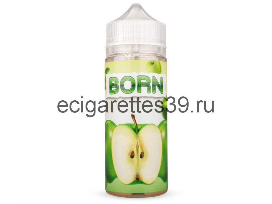 Жидкость Born Яблоко , 120 мл.