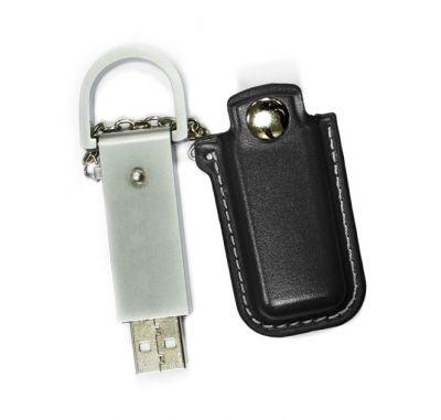 32GB USB3.0-флэш накопитель Apexto U503E гладкая черная кожа OEM