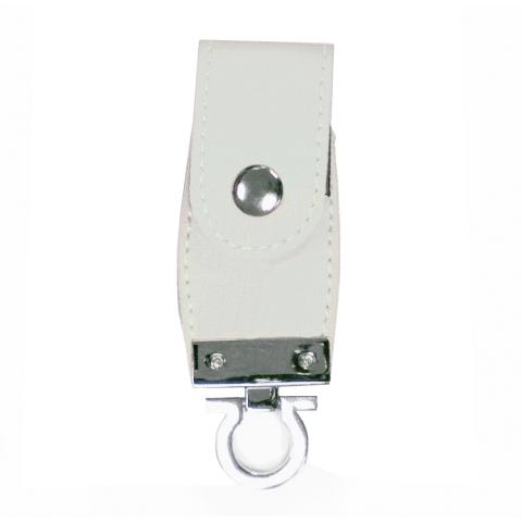 2GB USB-флэш накопитель Apexto U503C гладкая белая кожа OEM