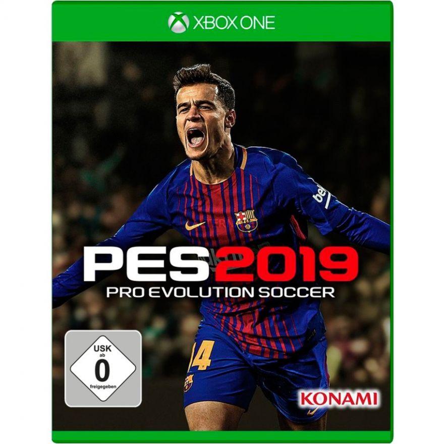 Игра PES 2019 (Xbox One)