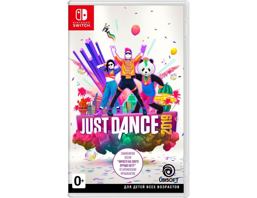 Игра Just Dance 2019 (Nintendo Switch)