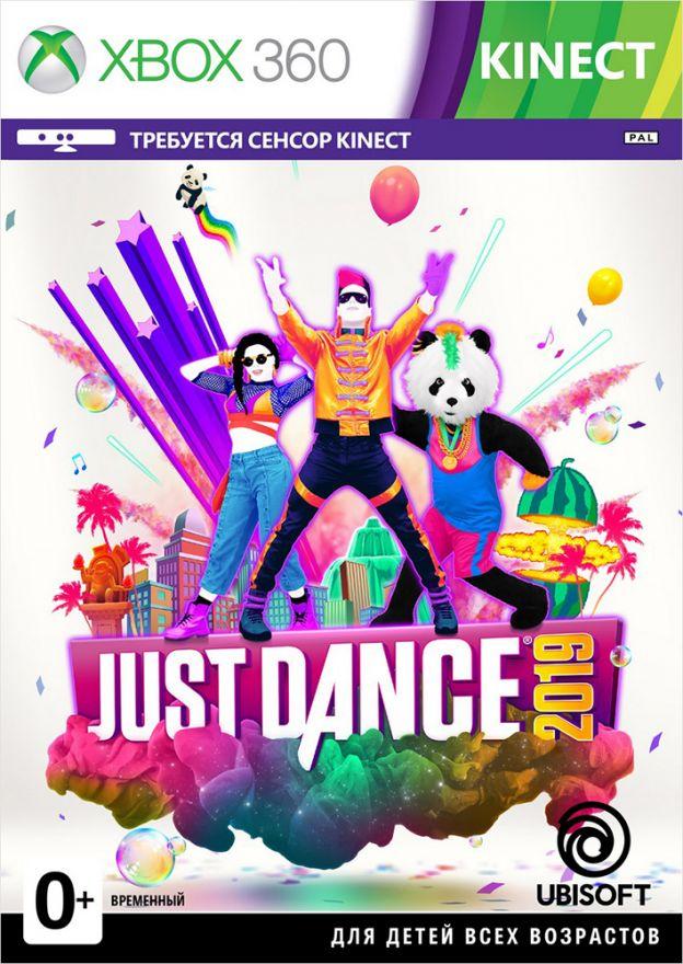 Игра Just Dance 2019 (Xbox 360)