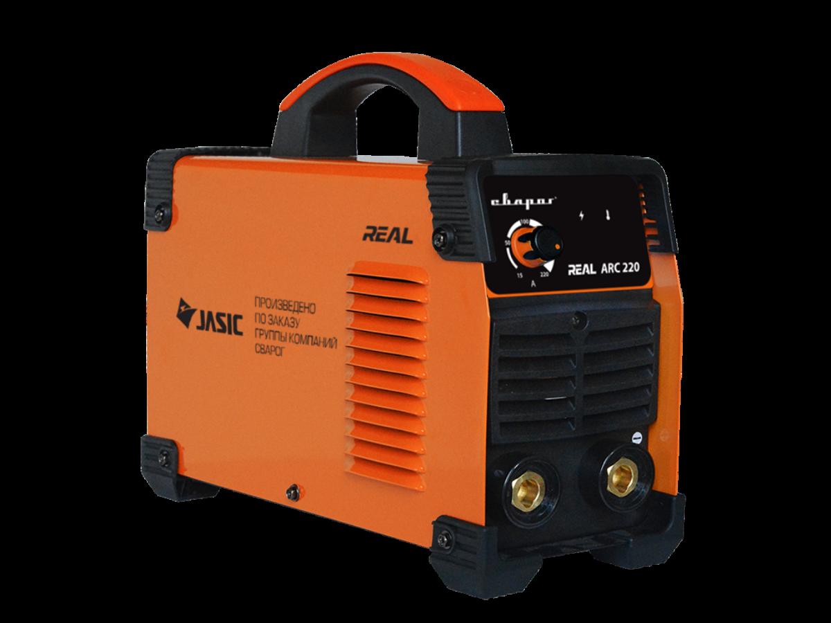 Сварочный инвертор REAL ARC 220 (Z243N)