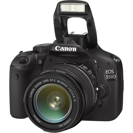Canon EOS 550D 18-55 IS II