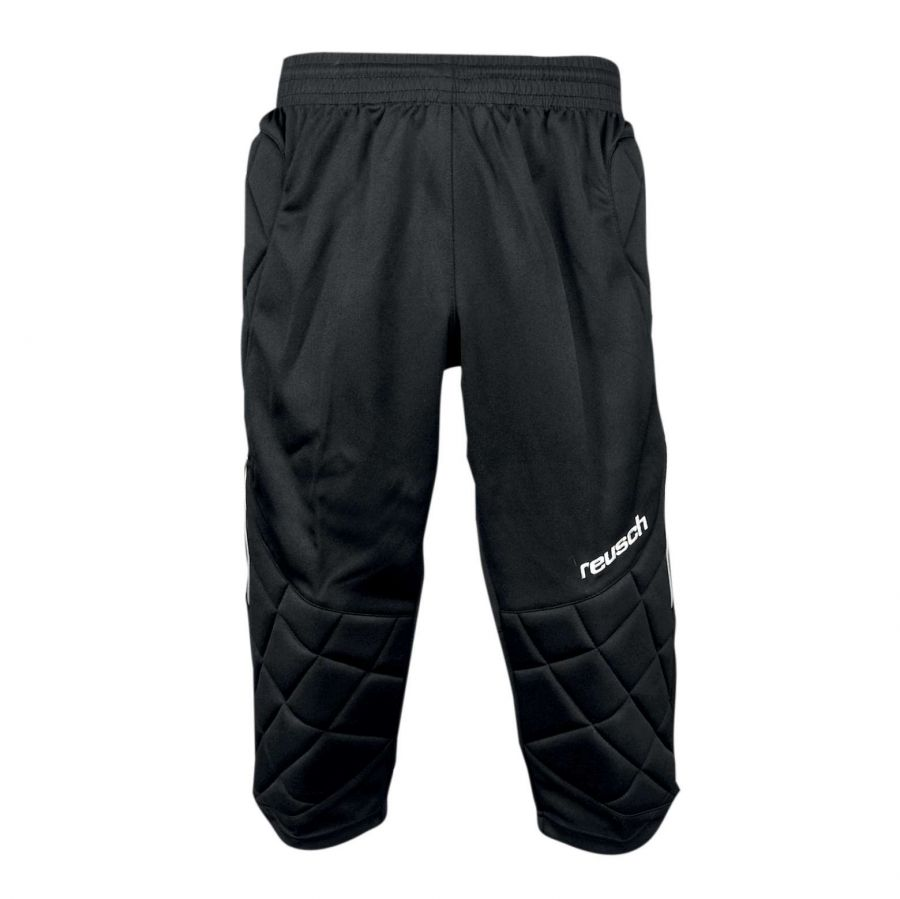 Шорты вратаря reusch 360 protection short 3/4 jr 3127201-700