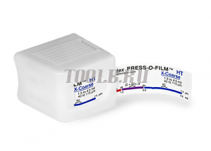 Лента Testex для определения высоты профиля поверхности (согласно ISO 8503-5) LD2067