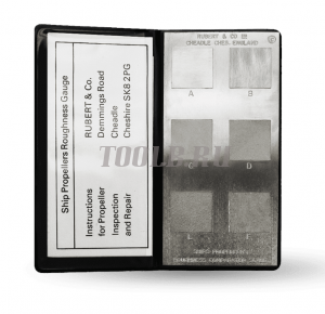 Эталон шероховатости корабельного гребного винта TQC LD2041