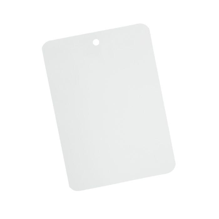 Jeta 5861304 Тест-пластины для пробных выкрасов, 150х105х0,15мм., материал: сталь, цвет: белый, в упаковке 100шт.