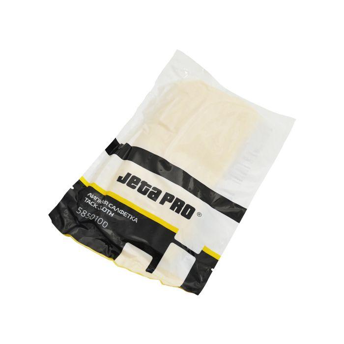 Jeta PRO 5850100 (S100) Липкие антистатические салфетки, в упаковке 100шт.
