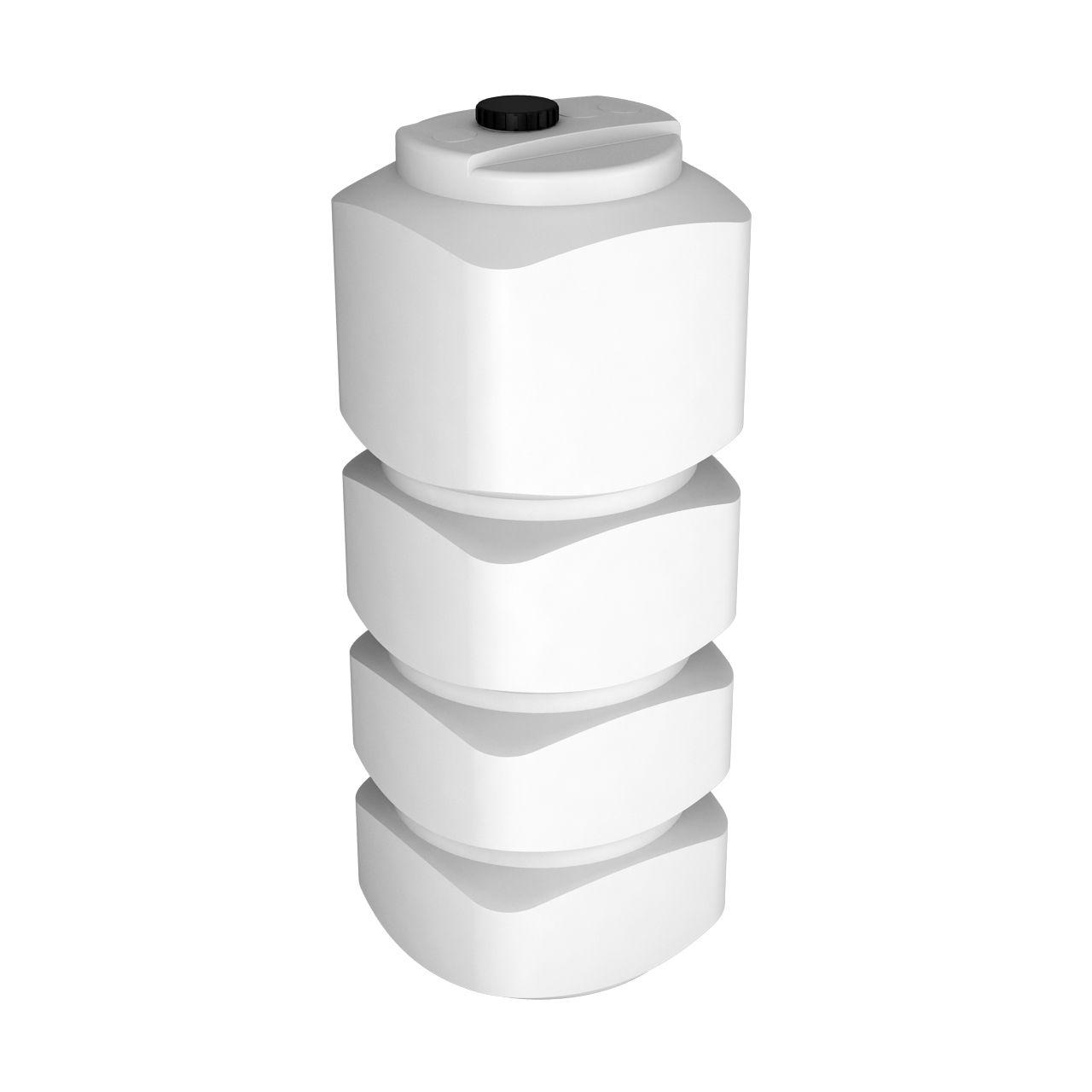 Емкость для топлива L oil 1000 литров пластиковая