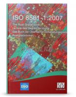 Шведский стандарт чистоты поверхности TQC Sheen согласно ISO 8501, SIS 055900
