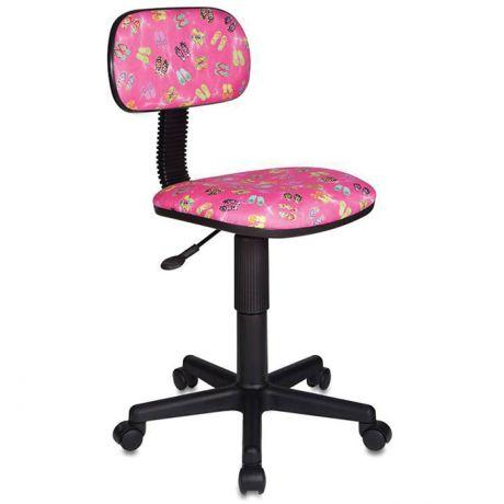 Кресло детское Бюрократ CH-201NX/FlipFlop_P розовый сланцы, без подлокотников
