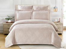Постельное белье Soft cotton Лен- жаккард 2-спальный Арт.21/028-SC