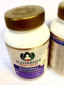 Глюкомап («Glucomap» Maharishi Ayurveda) антидиабетик 60 таб.
