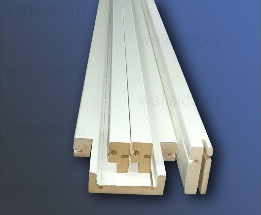 Обрамление для пенала Eclisse Unico Single 100 мм (ЭМАЛЬ) высотой до 2600 мм