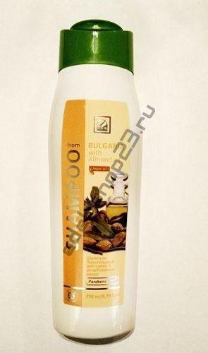 Tomy Show Cosmetics WILD - Для сухих и ослабленных волос Миндаль Tomy Show Cosmetics WILD
