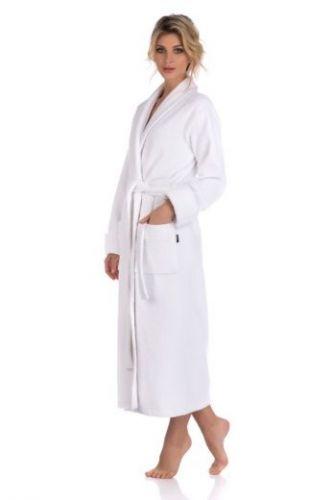Женский махровый халат Paola (PM 730 / 920) белый