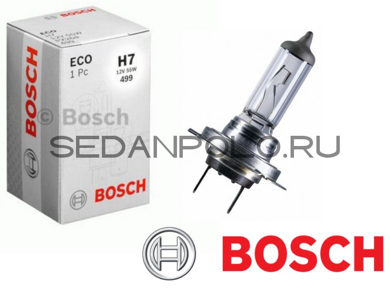 Лампа накаливания H7 BOSCH