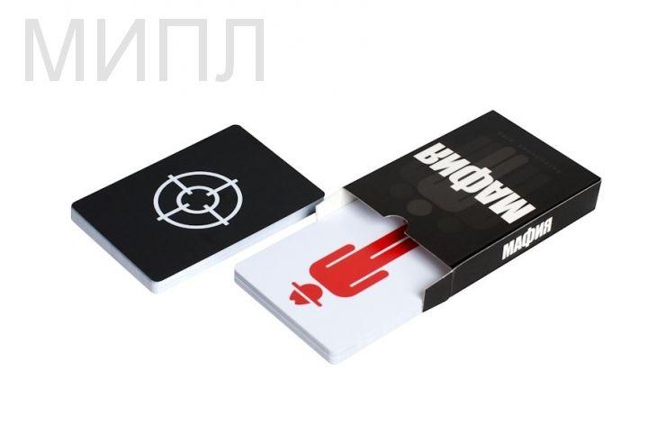 Мафия Full Edition пластик