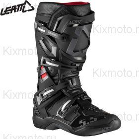 Ботинки Leatt GPX 5.5 FlexLock, Черные
