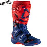 Ботинки Leatt GPX 5.5 FlexLock, Красно-синие