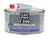 Шпатлевка BODY PRO F290 Ultra Light Multifiller Biege 1 л.