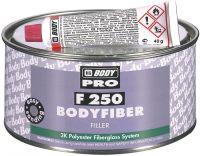 Шпатлевка BODY PRO F250 FIBER 1,5 кг.