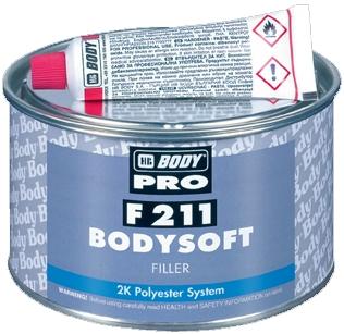 Шпатлевка BODY PRO F211 SOFT 1,8 кг.