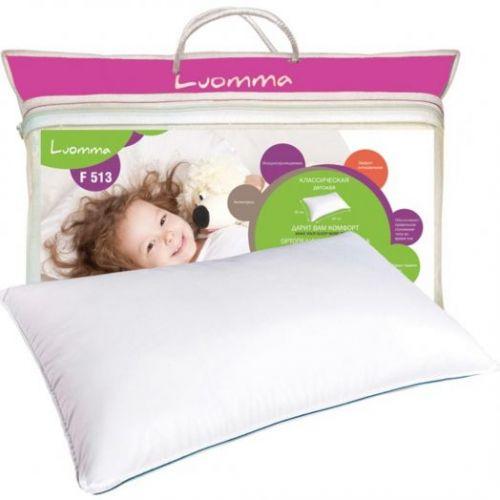 Классическая детская подушка Luomma F-513 с эффектом памяти.