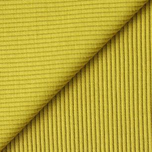 Лоскут трикотажной ткани кашкорсе Оливковый