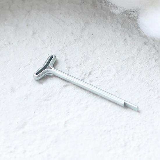 Шплинт Т-образный 25х2 мм, 10 шт