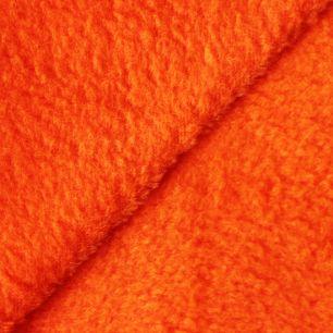 Флисовая ткань для тела лисичек оранжевая (Китай)