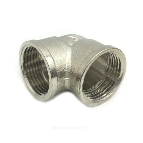 Угольник лат м/м никель