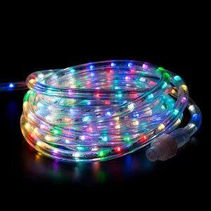 Дюралайт 36LED/м, 13мм, 2W, динамика, RGB 14м, резка 1м, соед. до 10мод IP54 245-119 Neon-Night